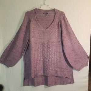 Roamans new sweater